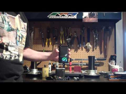 How To Use The CFX Vaporizer