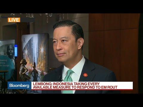 Indonesia's Economy Needs to Internationalize More, Says Lembong