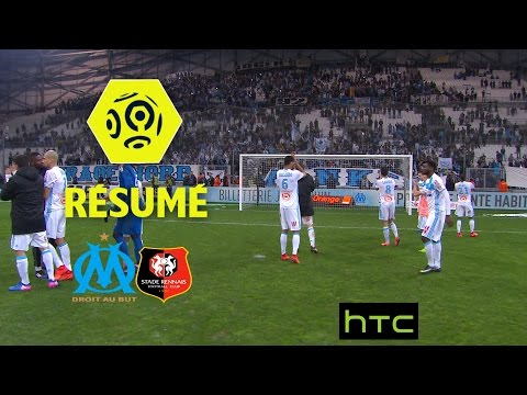 Olympique de Marseille - Stade Rennais FC (2-0)  - Résumé - (OM - SRFC) / 2016-17