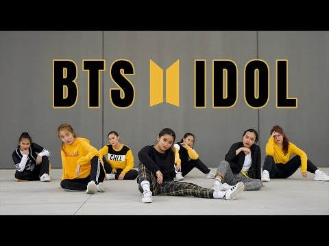 BTS (방탄소년단) - IDOL Full Dance Cover by SoNE1