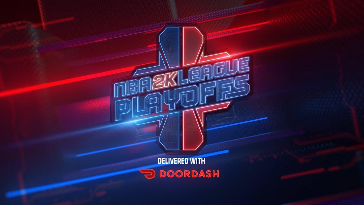 2021 NBA 2K League Playoffs Delivered with DoorDash