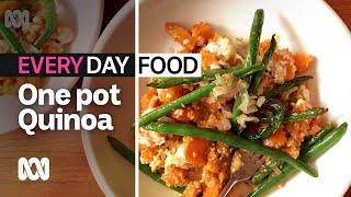 One-pot quinoa   Everyday Food   ABC Australia