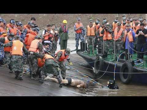 Chinese Cruise Ship Capsize Death Toll Rises To YouTube - Recent cruise ship deaths