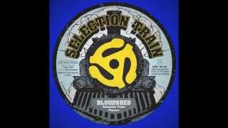 "Red Blood - Vin Gordon (7"" Preview) - Selection Train Records 2015"