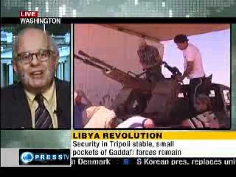 Dr. Webster Tarpley Interview - Genocide; Washington Outraged - Aug 30 / 2011