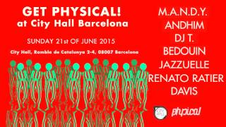 Get Physical Music Showcase - OFF Week 2015 at City Hall