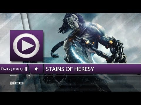 (SOG) Stains of Heresy (plus puzzles) - Trophy I Achievement Unlock (DARKSIDERS 2)