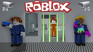 PRESS TO SAVE THE LOVE OF YOUR LIFE 💘(ROBLOX PRISION ESCAPE) ROLEPLAY