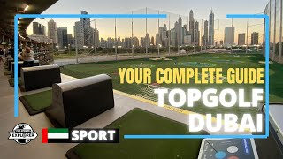 Dubai's TOPGOLF is a must-visit experience with friends and family | United Arab Emirates