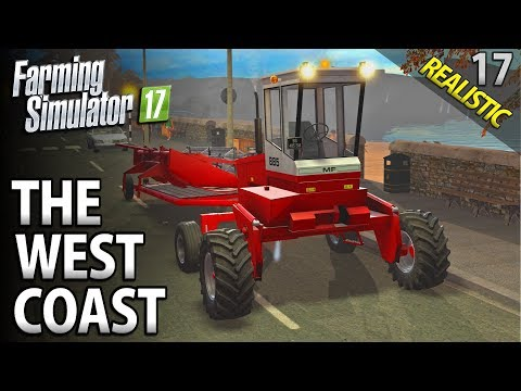 Let's Play Farming Simulator 17   The West Coast   Episode 17