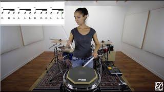Emmanuelle Caplette: Free Drum Lesson / Paradiddle Builder