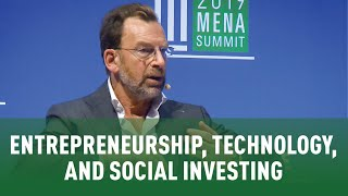 Across Sectors and Borders | Part 2: Entrepreneurship, Technology, and Social Investing