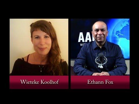 AAE tv | Future Human Timelines | Wieteke Koolhof | 6.10.17