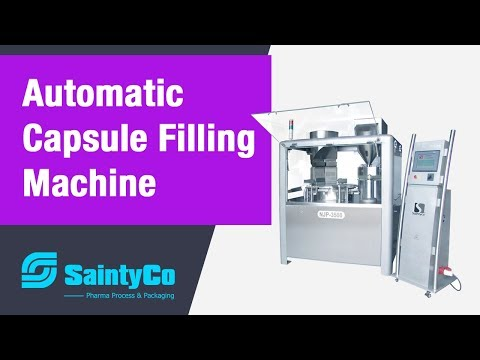 NJP 3500 Capsule Filling Machine