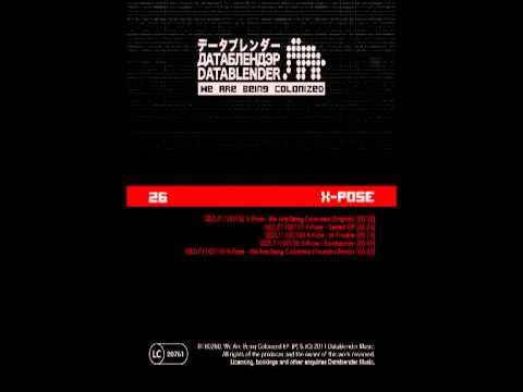 X-POSE - Bomberman [Datablender DTB026D]