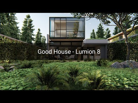 Good House - architectural animation