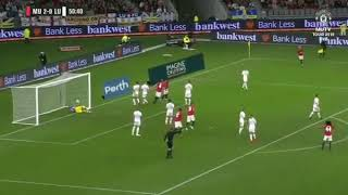 Phil jones goal vs leeds // please subscribe our channel