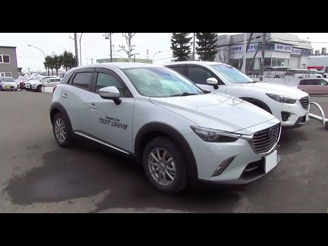 mazda cx 3 xd diesel touring l package exterior interior youtube. Black Bedroom Furniture Sets. Home Design Ideas