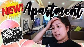 New Apartment + May IPAGTATAPAT AKO! #TheJKVlogs | Kris Lumagui thumbnail