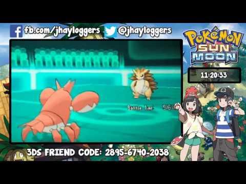 Pokemon XY WiFi Battles - Sun & Moon Countdown (Philippines)