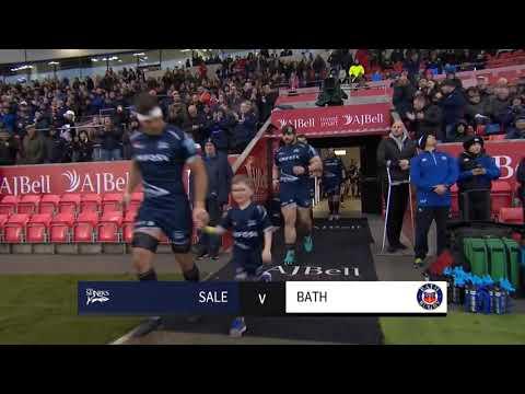 Highlights - Sale Sharks v Bath Rugby