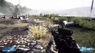 Battlefield 3: Walkthrough - Part 16 [Mission 10: Rock and a Hard Place] (BF3 Gameplay) [360/PS3/PC]
