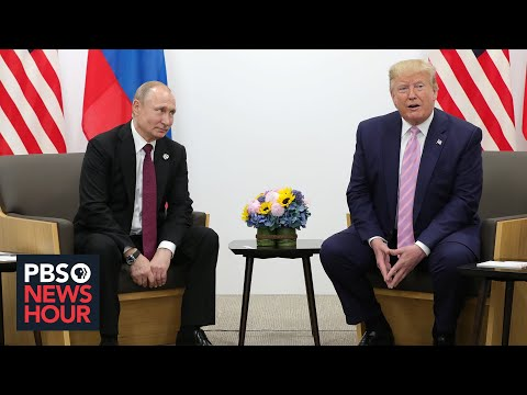 PBS NewsHour: U.S., Russia close to a deal on nuclear arms control, says special envoy