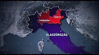 Karantént rendeltek el két olasz tartományban a koronavírus miatt