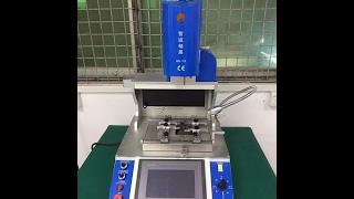 No.1 Expert ! Mobile phone BGA rework station WDS-700 IC repairing machine for iphone/Samsung/HTC