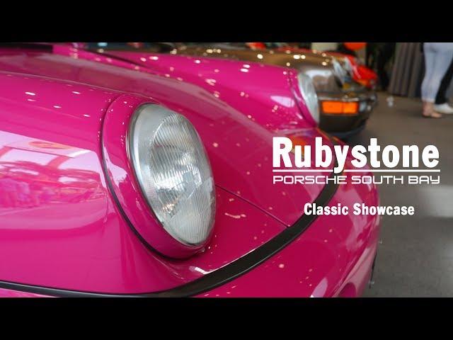 Porsche Classic Showcase Ep.1: Rubystone
