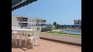 Apartamento en Amposta, Eucaliptus - Playa (REF: 06516)