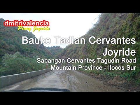 Pinoy Joyride - Bauko Tadian Cervantes (Mountain Province to Ilocos Sur) Joyride