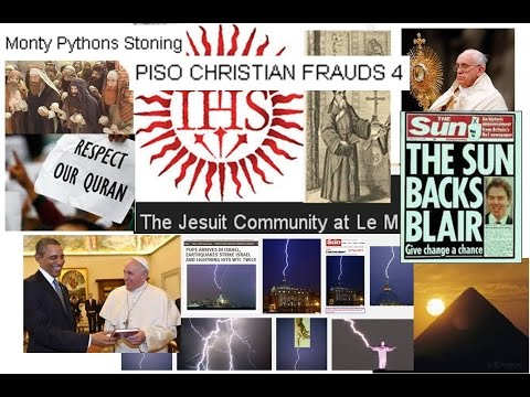 Piso Christ fraud 4 Obama Shakespeare G20 NATO & the Bible Culls