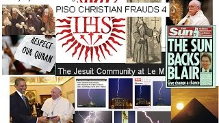 Piso Christ fraud 4 Obama Shakespeare G20 NATO & the Bible Culls