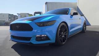 2017 FORD MUSTANG ECOBOOST // KLASSE AUTO