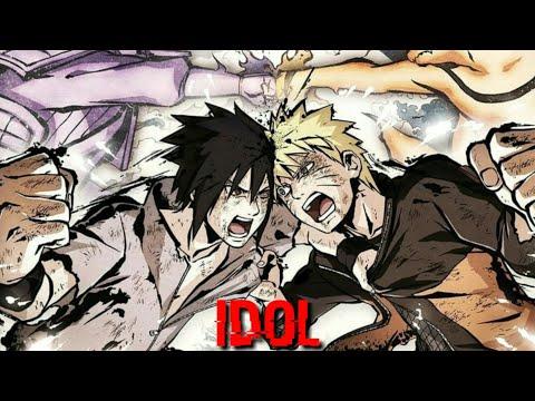 Naruto Shippuden [AMV] - IDOL {BTS}