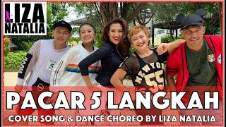 Pacar Lima Langkah   Liza Natalia   Cover Song & Dance Choreo   Dangdut Music