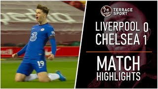 Mount Wonder Goal Condems Liverpool | Liverpool 0-1 Chelsea | EPL Highlight Show