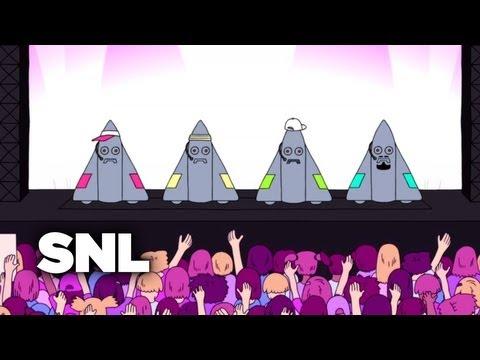 Cartoon: Drones - Saturday Night Live