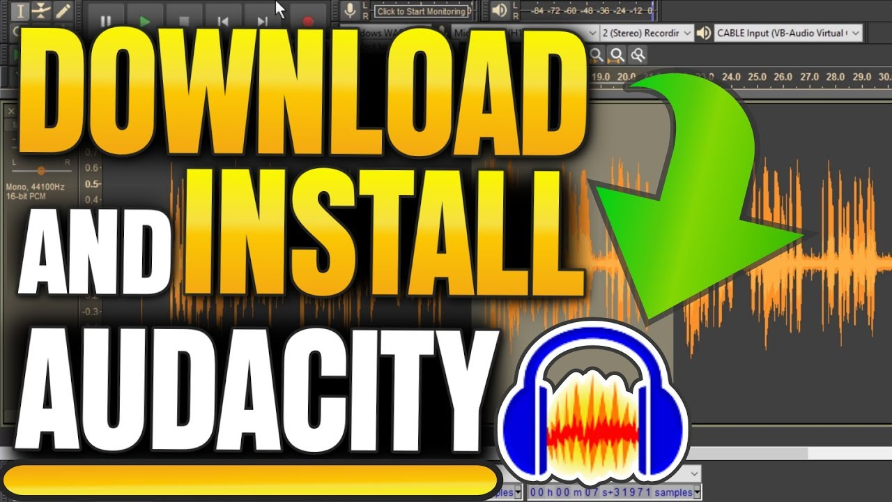 How to Download and Install Audacity [Free DL]
