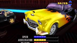 Speed Devils Dreamcast Intro + Gameplay