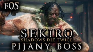 SUMO BOSS I PETARDY!  SEKIRO SHADOWS DIE TWICE PL E05 ⚔️