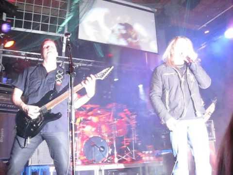 Leverage: Legions of Invisible - live clip 2009