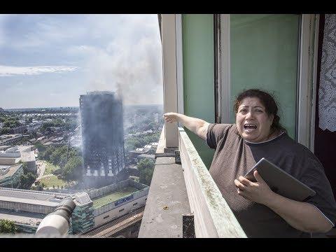 Grenfell Tower fire: