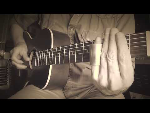 Robbie Calvo - Art & Lutherie - Roadhouse Parlor Guitar