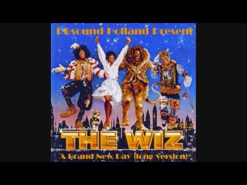 The WIZ Stars - A Brand New Day (long Version) HQsound