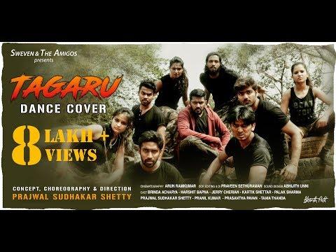 Tagaru - Tagaru Banthu Tagaru (Video Song) | Shiva Rajkumar, Dhananjay, Manvitha | Dance Cover