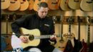 Washburn Acoustic Guitar D46S Demo