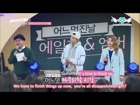 [AngelicHeartfxSubs] Ailee & Amber's One Fine Day E06 (eng)