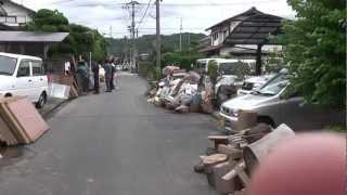 日田の洪水(その後)